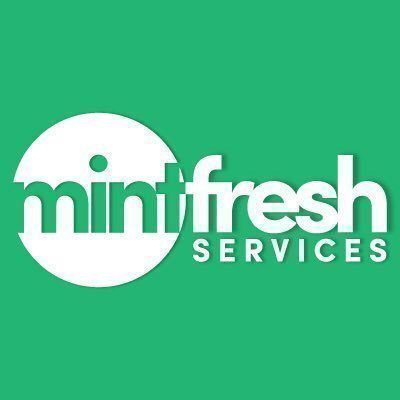 Mint Fresh Services Logo