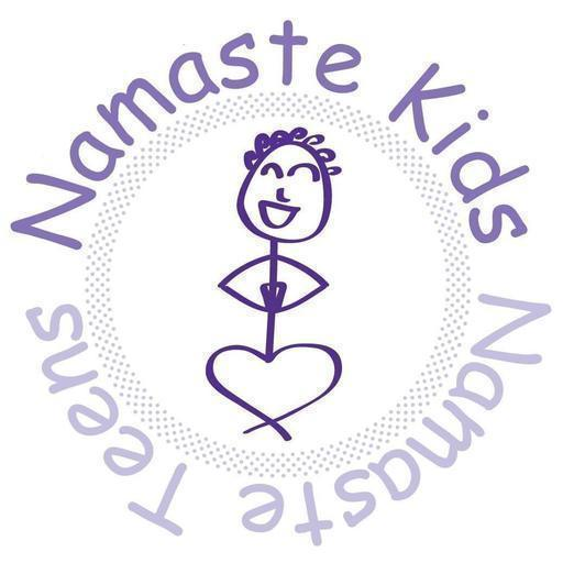 Namaste Kids & Teens Yoga Logo
