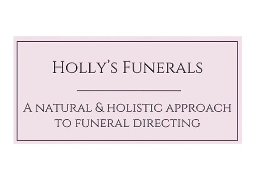 Holly's Funerals Logo