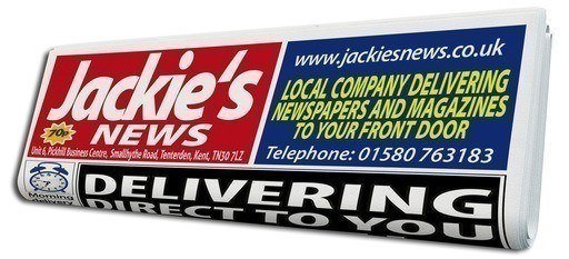 Jackie's News Limited Logo