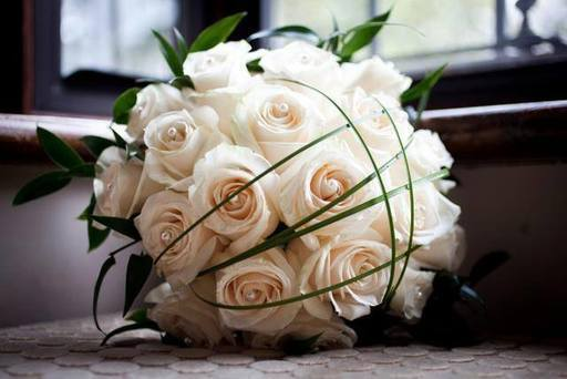 Rebecca Sharp Floral Design Logo