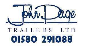 John Page Trailers Logo