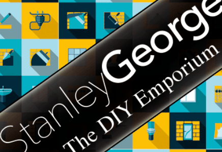 Stanley George DIY & Building Materials Logo
