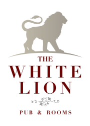 The White Lion Logo