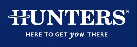 Hunters Estate Agents Logo