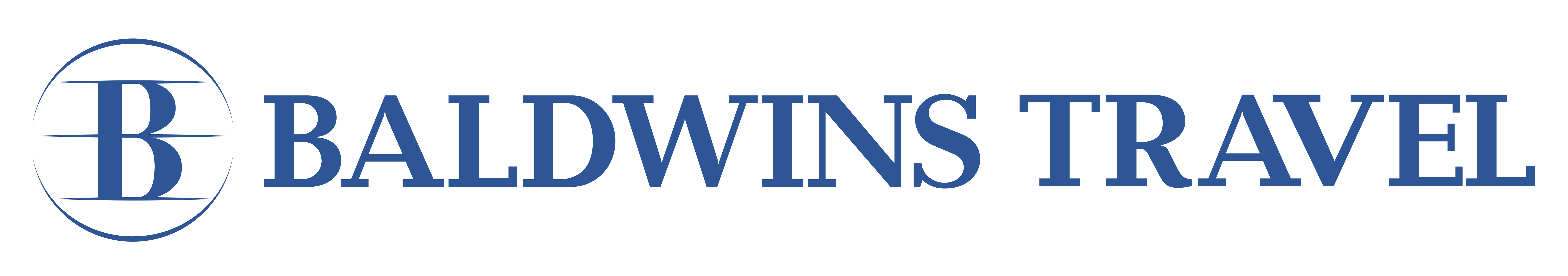 Baldwins Travel Logo