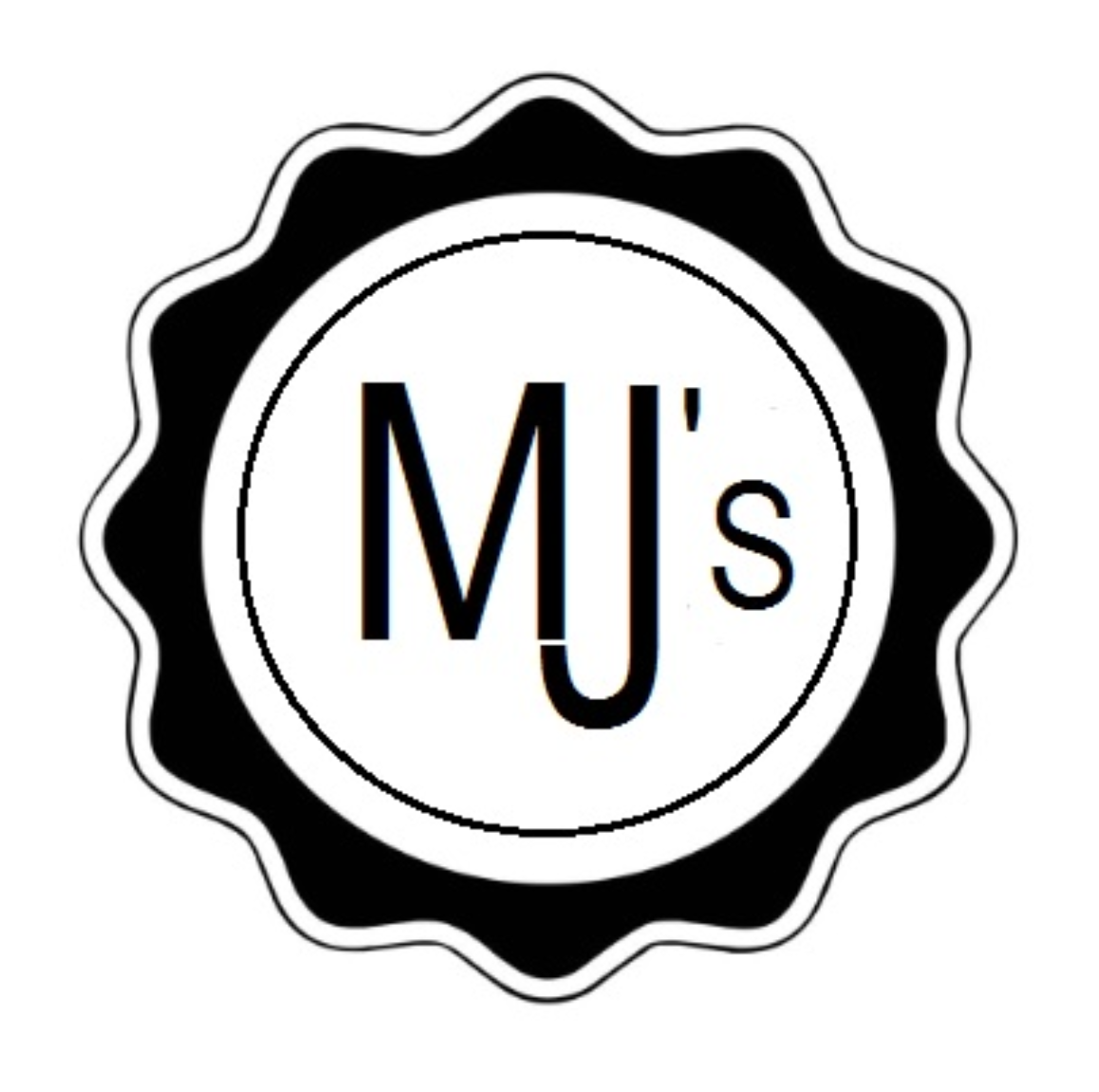 MJ's Window Cleaning Logo