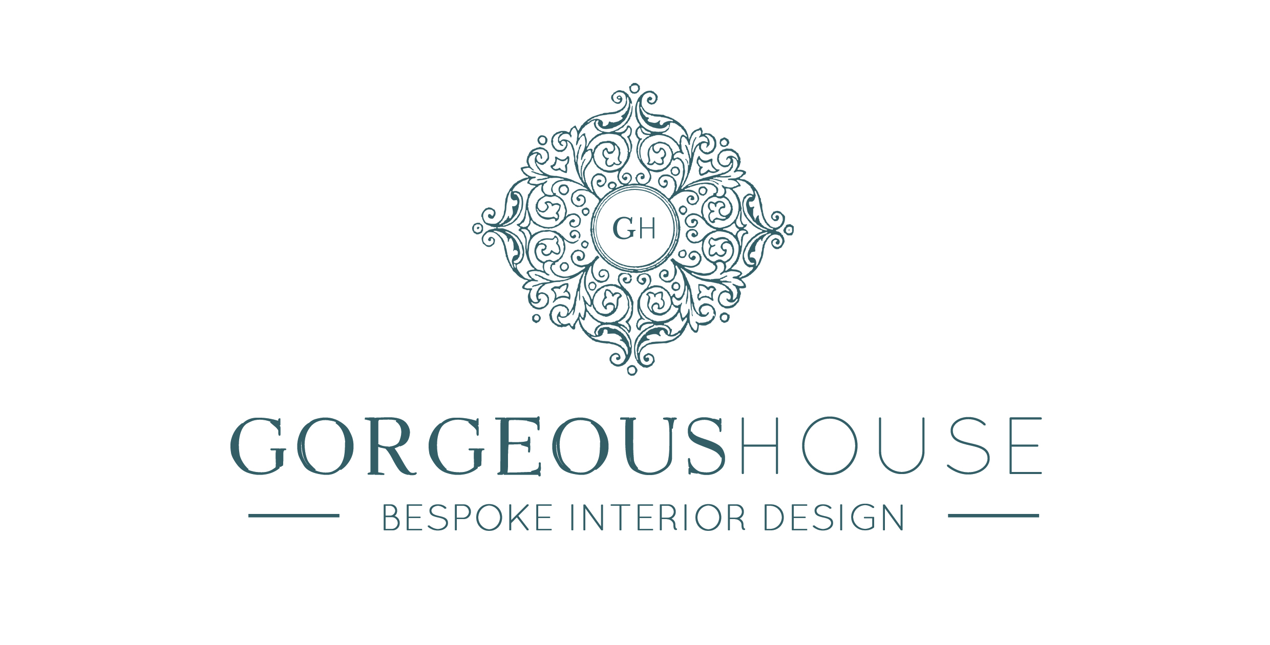 GORGEOUS HOUSE Logo