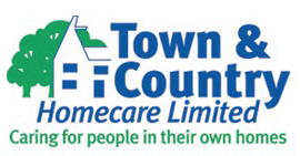 Town & Country Homecare Ltd Logo