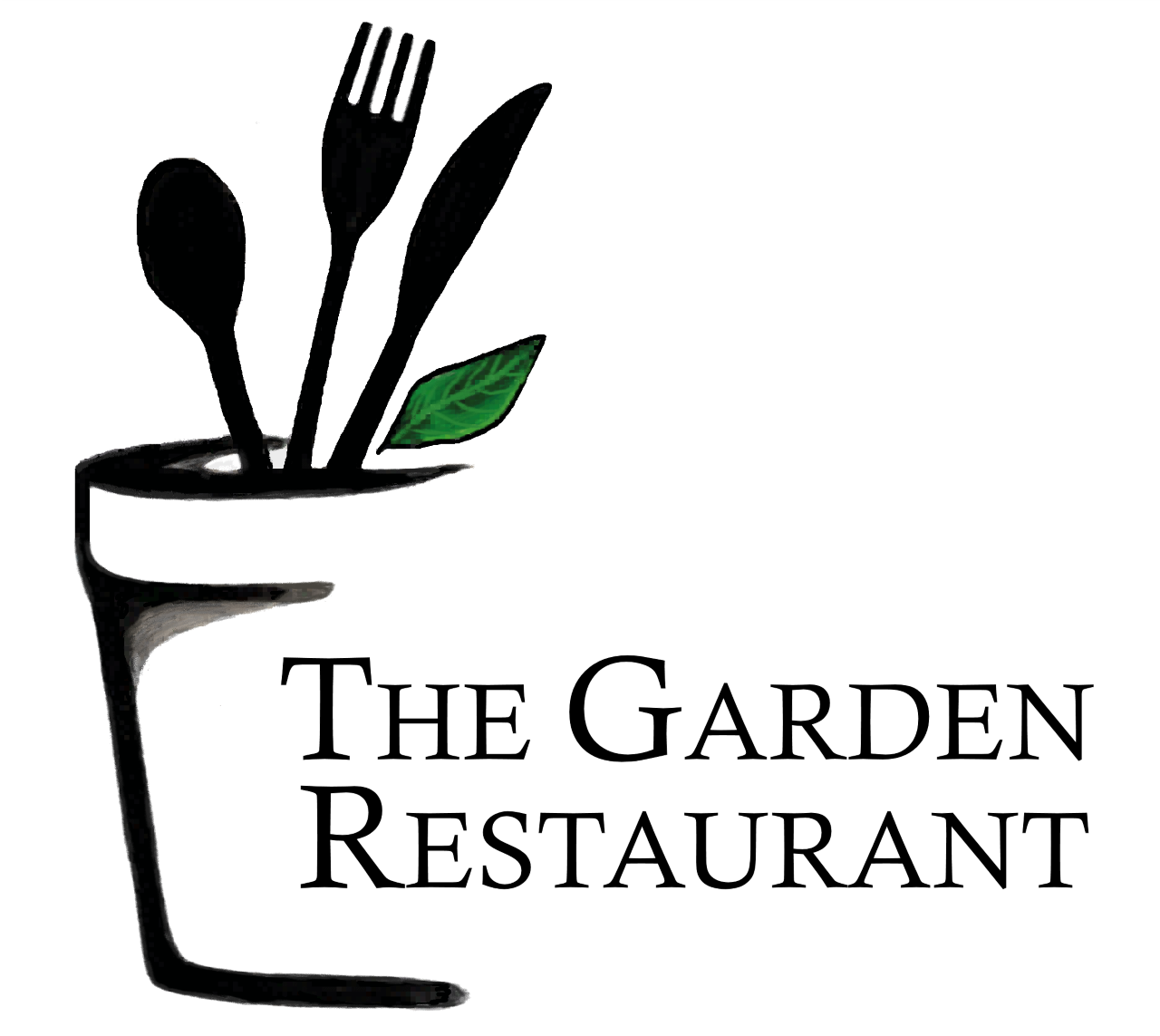 The Garden Restaurant Logo